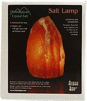 Aloha Bay Himalayan Crystal Salt Lamp -- 1 Lamp