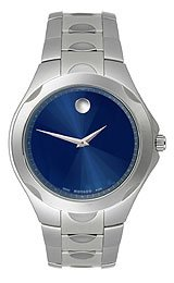 Movado Luno Sport Blue Dial Men's Watch #0606380