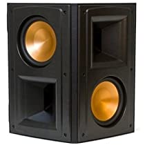 Klipsch RS-62 II Reference Series Surround Speaker - Each (Black)