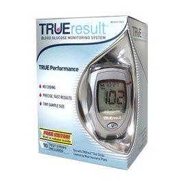TRUEresult Blood Glucose Monitoring System