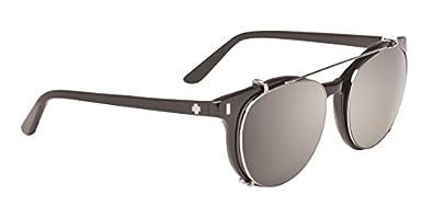 Buy Spy Alcatraz Sunglasses Black Happy Bronze Polar W  Black Mirror by Spy