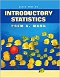 img - for Introductory Statistics 6th (sixth) edition Text Only book / textbook / text book