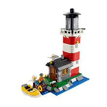 LEGO Creator Lighthouse Island 5770 Amazon.com