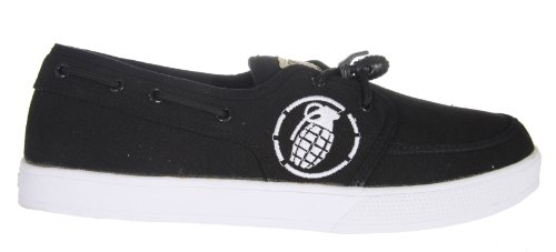 Grenade Standard Issue Shoes Black Mens