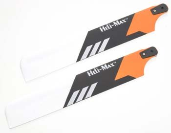 Heli-Max Main Rotor Blades for Novus CP Helicopters