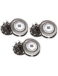 New Set of 2 Norelco HQ8 Replacement Heads blades for PT720 PT724 PT730 AT810 AT830 - Buy4Less Outlet