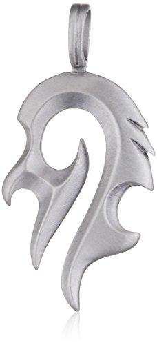 bico-pranic-air-pendant-e106-chi-energy-spiritual-contentment-satin-silver-finished