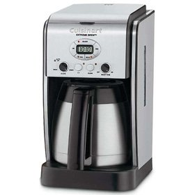 Amazon.com: Cuisinart DCC-3750 Elite 10-Cup Thermal Coffeemaker, Stainless Steel: Drip ...
