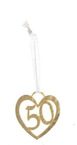 Ganz 50th Anniversary Ornament