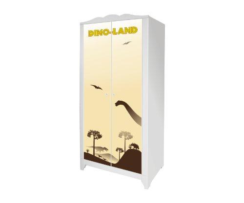 Dinosaur Sticker / Decal for IKEA HENSVIK - NEW Model - IM120