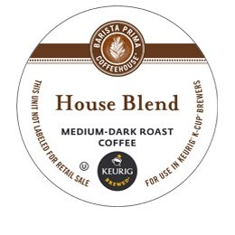 BARISTA PRIMA HOUSE BLEND K CUP COFFEE 48 COUNT