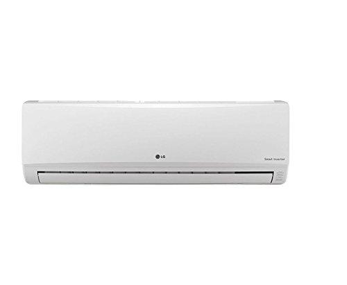 LG BSA18IBE Inverter V Split AC (1.5 Ton, White, Aluminium)