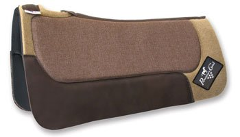 Professionals Choice Saddle Pad Western Barrel Elite Pad Tan PCAR400 (Professional Choice Saddle Pad compare prices)