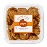 WOW Baking- Peanut Butter Cookies, All Natural, Wheat & Gluten Free, 12 oz tub ~ WOW Baking Company