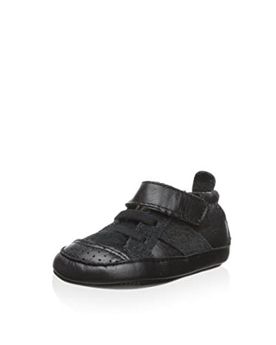 Old Soles Kid's Tall Bambini Sneaker  [Black]