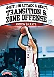 Andrew Grantz: 4-Out 1-In Attack & React: Transition and Zone Offense (DVD)