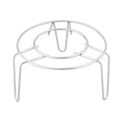Steamer rack métallique Stand Cuisine Cuisson 3 pouces haute