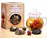Numi Tea Gift Sets Dancing Leaves Teapot (Pack of 4)