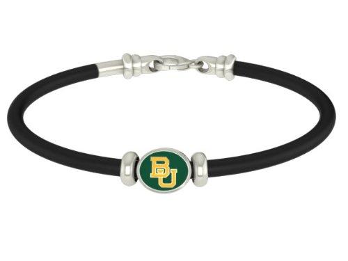 Baylor Bears Rubber Bracelet