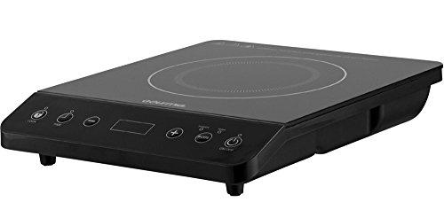 Check Out This Gourmia GIC200 Multifunction Digital Portable 1800 Watt Induction Cooker Cooktop Coun...