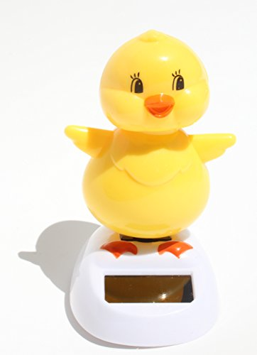 Solar Powered Dancing  Chick