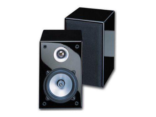 "Black Diamond 5.25"" Series Ii 2-Element, 3-Way Reference Monitors - Bookshelf Speaker Pair - 125 W Rms Speaker - Gloss"