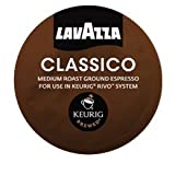 Lavazza Classico, Espresso Packs for Keurig Rivo Systems