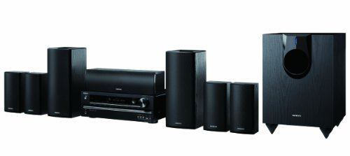Onkyo HT-S5400 7.1 Channel Home Theater Receiver/Speaker Package
