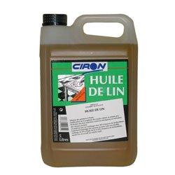 ciron-huile-de-lin-raffinee-5l