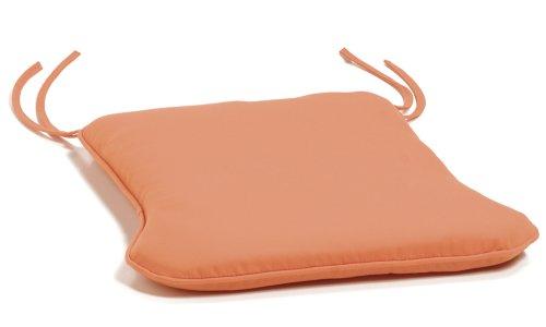 Warwick Stacking Chair Cushion - Canvas Melon - Buy Warwick Stacking Chair Cushion - Canvas Melon - Purchase Warwick Stacking Chair Cushion - Canvas Melon (Oxford Garden, Home & Garden,Categories,Patio Lawn & Garden,Patio Furniture,Cushions Covers & Pillows,Patio Furniture Cushions)