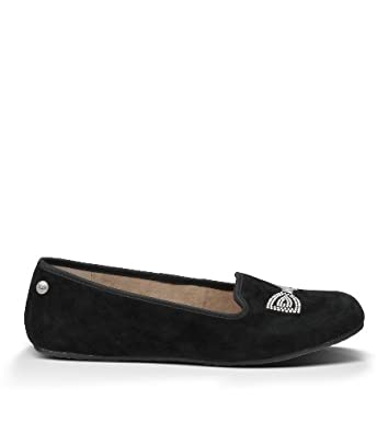 UGG Alloway (Black) Women's Slippers (Black)