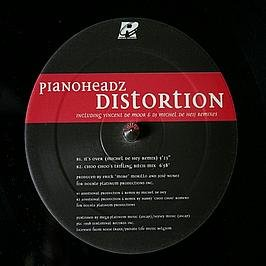 Pianoheadz, The - Distortion (Remixes)