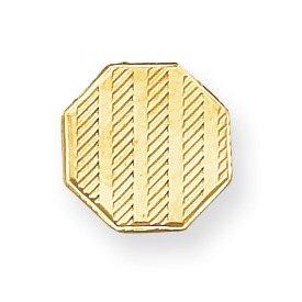 14K Tie tac - JewelryWeb