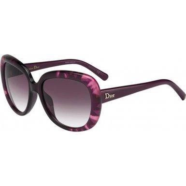Christian Dior 251862BPK56J8 Ladies Dior Tie Dye 1 BPK J8 Sunglasses