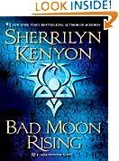 Bad Moon Rising (Dark-Hunter Novels (Thorndike))