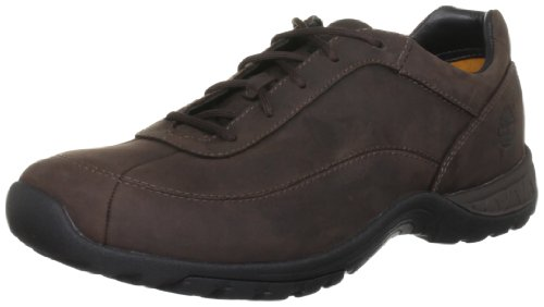 Timberland Men's Front Country Rugged Oxford Brown Oiled Nubuck Lace Up 60536 11.5 UK