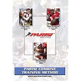 Parisi School Combine Training Method DVD