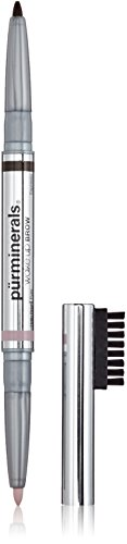 Pur Minerals Wake Up Brow Dual-Ended Brow Pencil, Expresso, 0.01 Ounce (Pur Mineral Eyeliner compare prices)