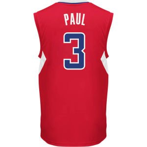 NBA Los Angeles Clippers Chris Paul #3 Youth Replica Road Jersey, Red, Medium