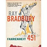 Farenheit 451 (Wheeler Large Print Book Series) [LARGE PRINT] (Paperback)