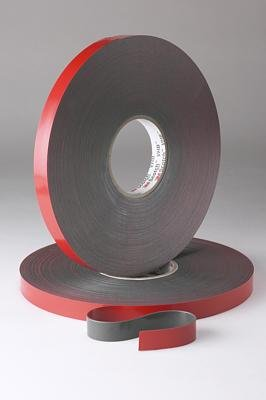 "Tapes VHB Ppr Tape Dk Gry 3/4"" x 36 yds: Industrial & Scientific"