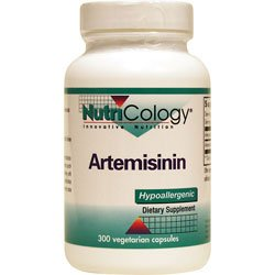 Nutricology Artemisinin, Vegicaps, 300-Count
