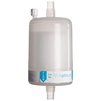 Whatman PTFE PolyVENT Venting Filter Membrane Stepped Barb Fittings, 0.2 Micron