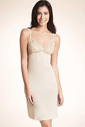 Floral Lace Jersey Tencel® Slip