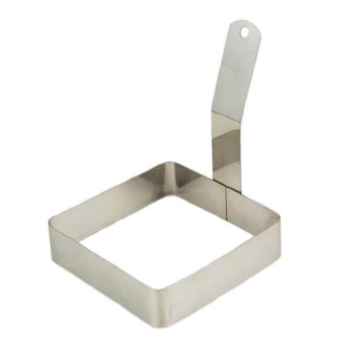 Winco 4-Inch x 4-Inch Square Egg Ring