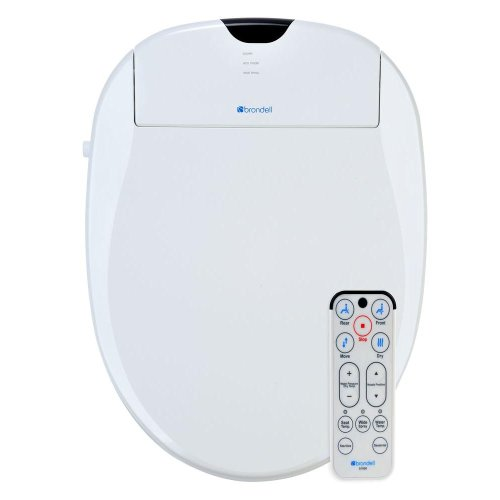 S1000-Ew Swash 1000 Electric Bidet Seat For Elongated Toilet. Toilet Seat-Yow