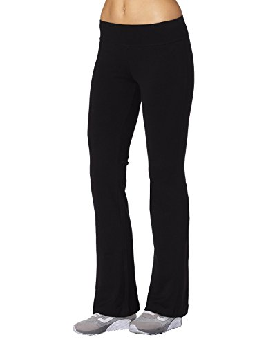 Aenlley-Womens-Workout-BootLeg-Athletica-Yoga-Pants-Spanx-Gym-Fitness-Activewear