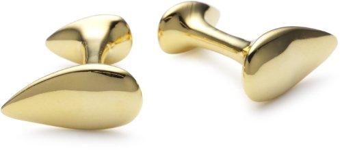 Teroon Teroon 609119 Unisex 20.0 millimetres Brass Cufflinks