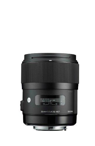 SIGMA 交換レンズ 35mm F1.4 DG HSM ペンタックス用