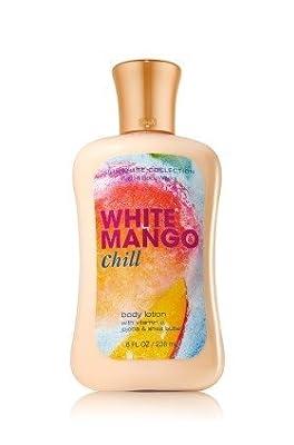 Bath Body Works White Mango Chili 8.0 oz Body Lotion